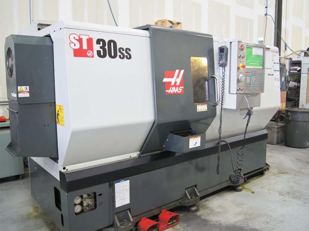 USED Haas ST30SS-1